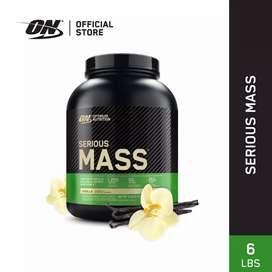 ON -Serious Mass - 6lbs