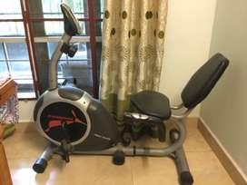 Cosco Fitness stationary exercise bike Model Professional