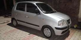 Santro xing for sale, showroom condition at kursi road