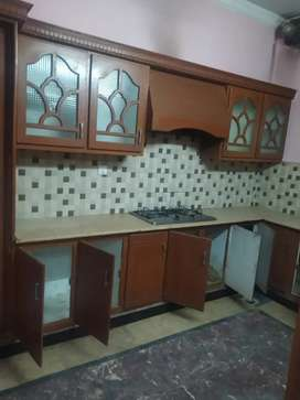 first floor with gas avail for rent in ghouri town Islamabad