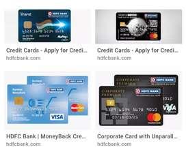 Credit card marketing