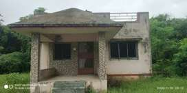 Near Kelwa Beach Buy 1 BHK Bungalow with 8 Guntha Land at great price