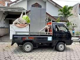 Jasa angkut angkutan barang solo pickup