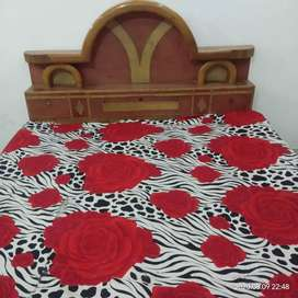 Double bed good condition