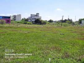 Maraimalai nagar Ford opposite dtcp approved plot available