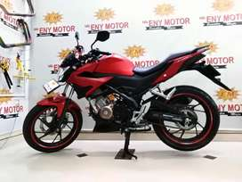 Honda cb150r Led red doff - eny motor