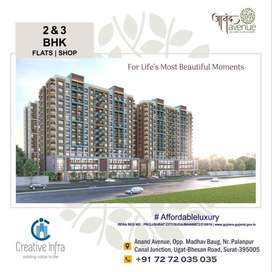 *₹51000 Only pay % 2BHK flat book/at Anand Avenue