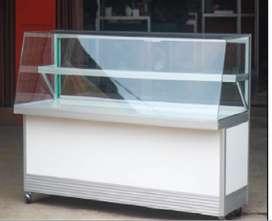 etalase konter/hp 1 meter