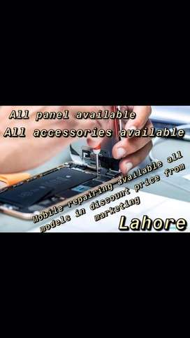 All panel touch lcd accessories and repairing