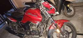 HUNK 150. New bike in very good condition !