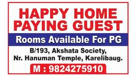 HAPPY HOME PAYING GUEST SERVICES