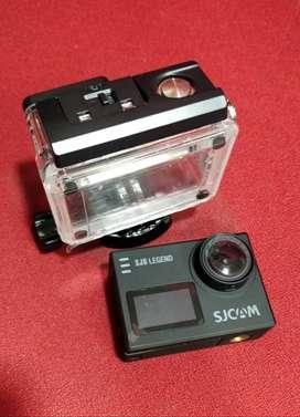 SJCAM SJ6LEGEND 4K Wifi Action Camera Dual Screen- 2.0 Touchscreen