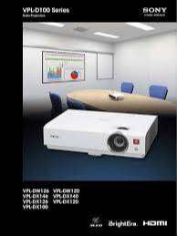 Corporative Used Sony Projector with HDMI port Rs.11,999/-Only