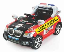 BMW COPS Car for Kids | Kids Ride On Electric Car Rechargeable