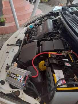Mobil jadi Bertenaga,Akselerasi Responsif Setelah dipasangkan ISEO
