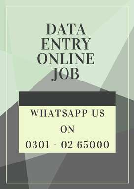 We grant you an opportunity of just type and earn money at home.
