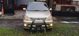 Toyota Avanza Th. 2005, Varian 1.3 G Transmisi Manual