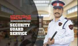 DAY SHIFT SECURITY GUARDS