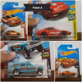 Hotwheels Real Car Paket Murah