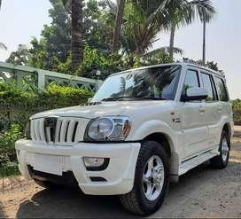 Mahindra Scorpio VLX 4WD BS-IV, 2011, Diesel
