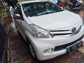 Toyota Avanza G th 2013 istimewa