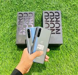 OnePlus - Nord - 8/128 GB - GRAY COLOR - 2 month old only - full kit