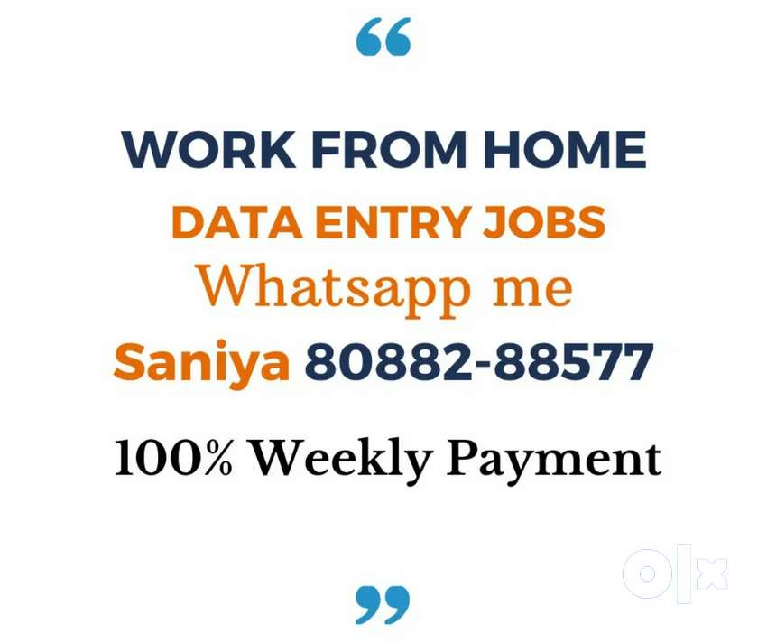 Part time jobs for Students, Housewives. Earn daily Rs.1000/- 0