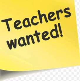 Kg teachers, primary teachers