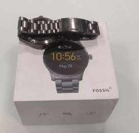 Fossil Q Marshal Smartwatch in excellent condition with full kit