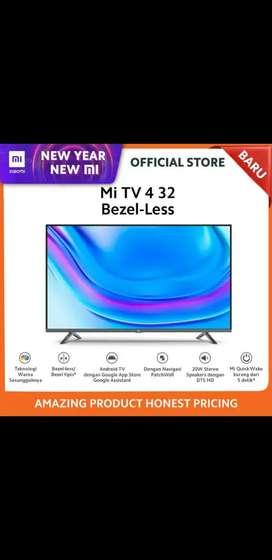 "Mi TV4 SMART ANDROID 32""  (Bezel-less Edition)"