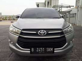 TOYOTA KIJANG INNOVA REBORN G 2.0 MATIC AT KM RECORD