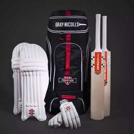 Hard ball cricket complete kit bag