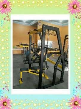 Alat gym SULTAN √ smith machine X12 /29
