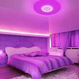 LAMPU LED STRIP RGB 5050 WARNA WARNI