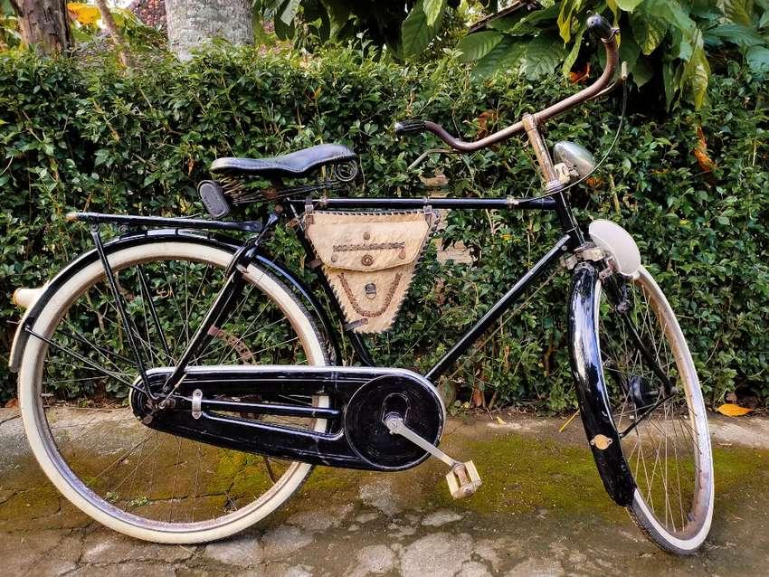 Sepeda Gazelle seri 5 0