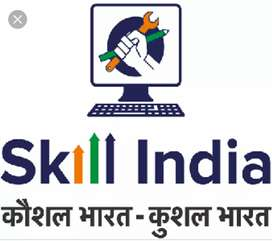 Best opertunity work with Central governament Skill India Project