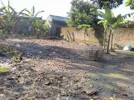 Tanah Cocok untuk Rumah di Bendosari Sukoharjo Murah