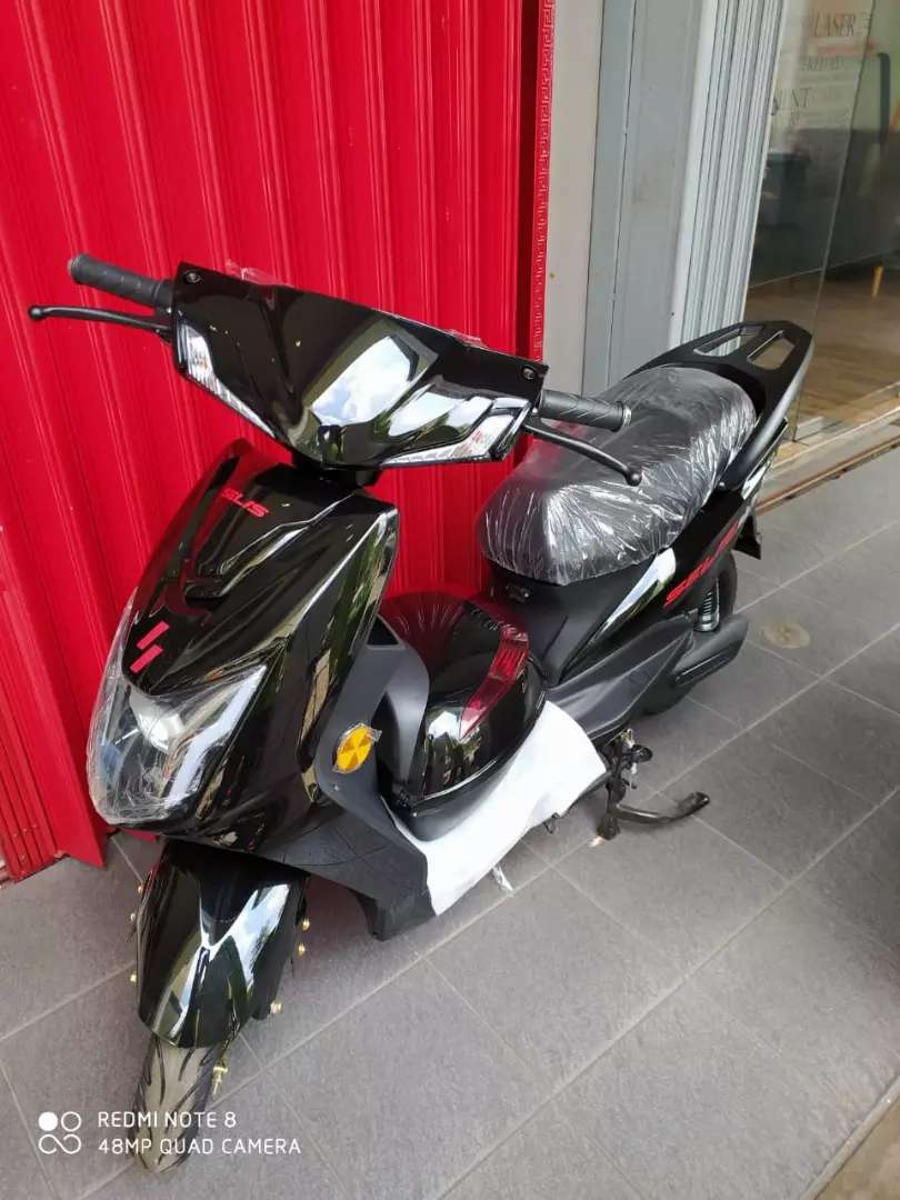 Sepeda listrik selis