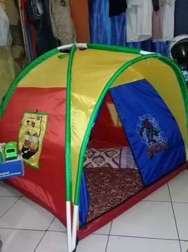 tenda anak karakter bisa cod atau di antar