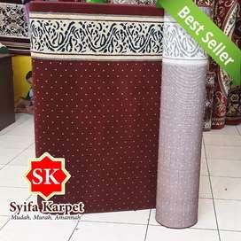 Beli karpet masjid gatis biaya pasang dan bayar di tmpat di pamekasan