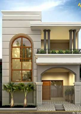Newly launched villa's Gated Colony 80 percent bank finance