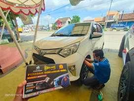 Tetap Jaga Ketinggin Mobil dg Pasang BALANCE Sport Damper dimobil