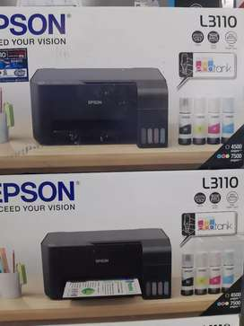 Printer epson l3110 all in one