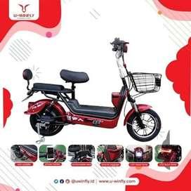 Sepeda listrik uwinfly