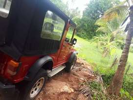 Mahindra thar in excellent condition only  4wheel drive is not working