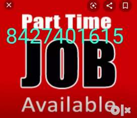 Part time/ full time jobs India . home based data entry works