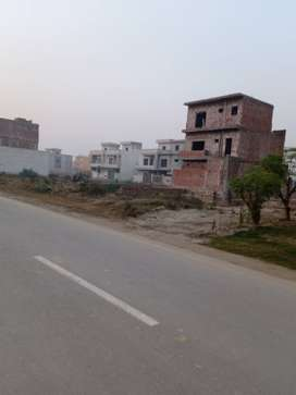 Five Marla residencial plot for sale in Pak Arab housing scheme .