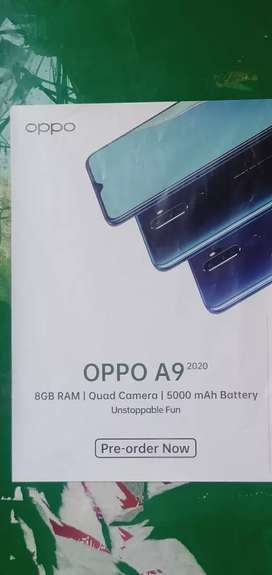 OOPPO A9 2020 Available