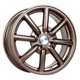 Pelek Mobil Toyota Vios HSR Ring 15