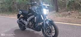 New Condition Dominar 400cc